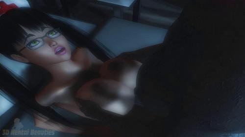 Nurse The Demonic Cock 3D Porno