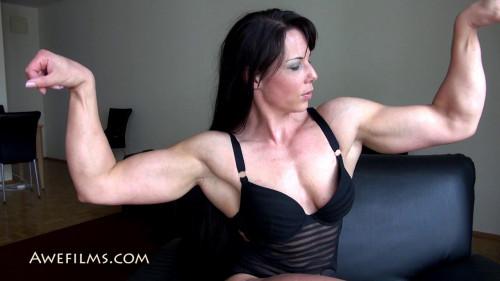 Maria Caroline Wattel Femdom (2017) Female Muscle