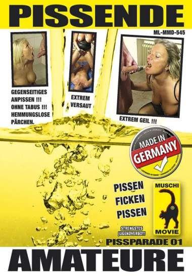 Pissende Amateure - Pissparade #1 (2012,)