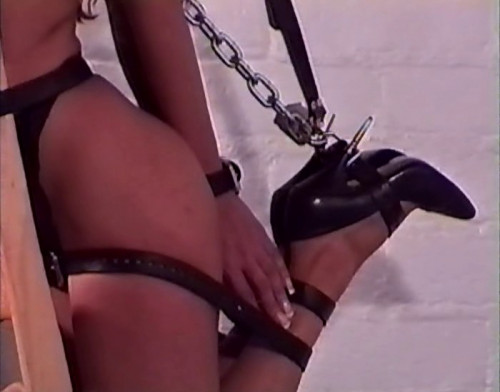 Ladies In Leather: Whitney Prescott BDSM
