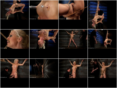 Lorelei Lee Day 3 - Learning the Ropes of Brutal Domination BDSM