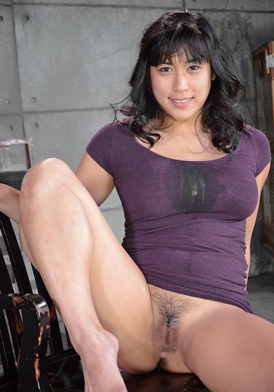 Mia Li gets bound and face fucked by BBC