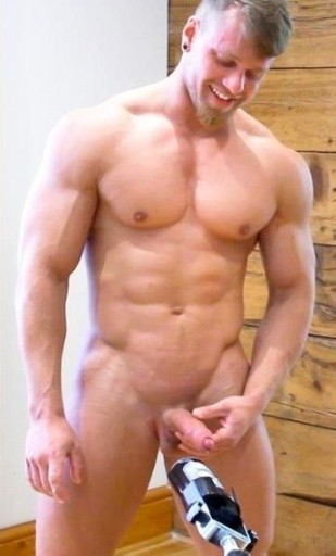 Big Dick Muscular Handsome