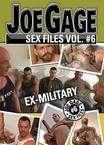 Joe Gage Sex Files Vol. #6 - Ex-Military