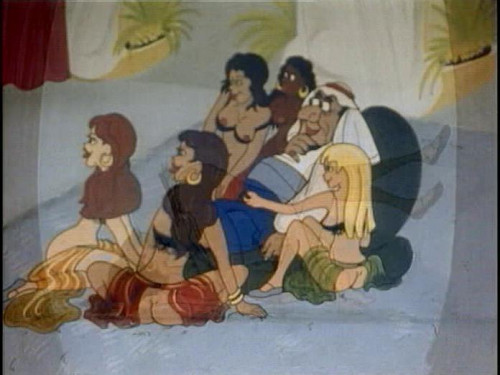 Welterfolge des Cartoon-Sex Vol. 1 Cartoons