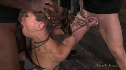 Audrey Rose's very last published scene. BDSM