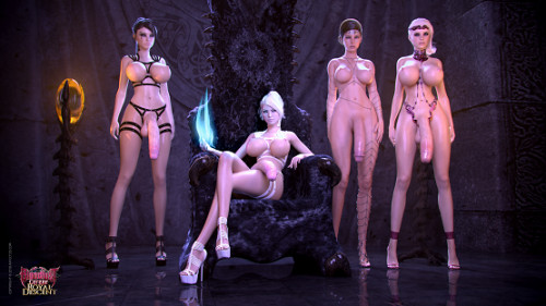 Patreon, Affect3d -  3D Collection by Miro (206 Photos)