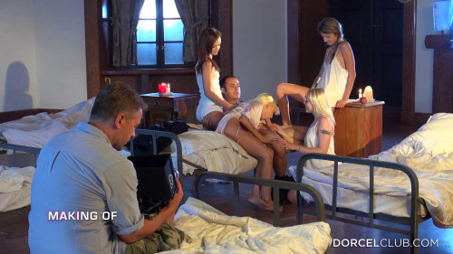 Making Of Lea Guerlin First Night In The Girls Dormitory 2016