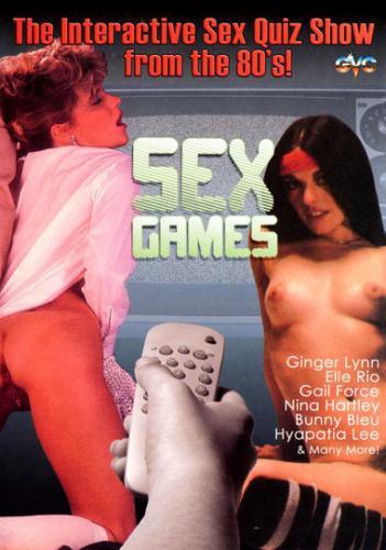 Sex Games (1986) - Seka, Erica Boyer, Ginger Lynn Vintage Porn