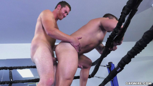 GayWire - Connor Maguire fucks Colby Jansen 720p