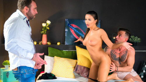 Alyssia Kent - Kinky fetish sex session (2018) Public Sex