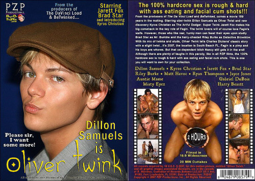 Pzp Productions – Oliver Twink (2007)