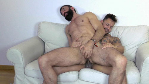 Muscle Man Casi Banged By Viktor Rom