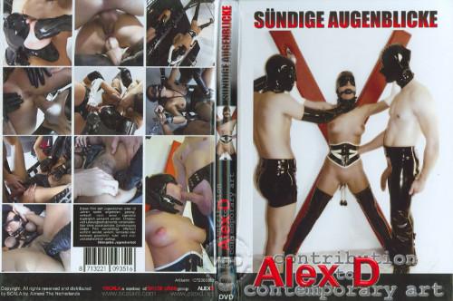 Alex D - Suendige Augenblicke (Silent pont of time