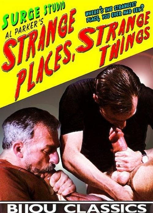 Al Parkers Strange Places, Strange Things