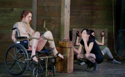 Pricked Part 3 , Mollie Rose - HD 720p