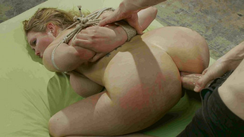Hot slave is annihilated by massive cock