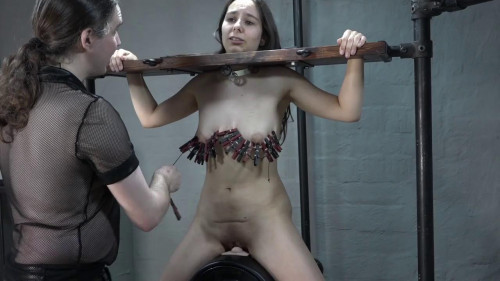 Amature Xtreme Aiyana Videos Part 2 BDSM