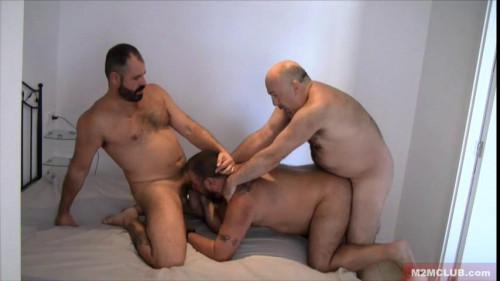 Rodrigo Toro & Arturo Granaino Fuck Marko Bulto