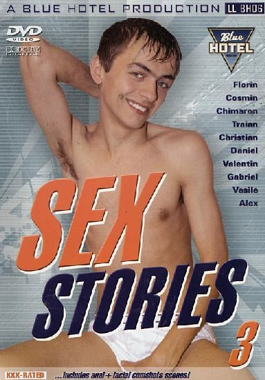Sex Stories vol.3 Gay Porn Movie
