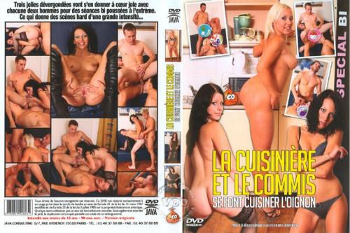 La Cuisiniere Et Les Commis Se Font Cuisiner LOignon DVD