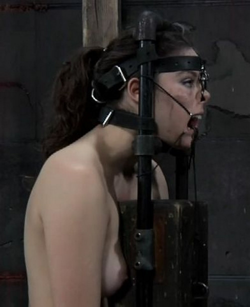 Charlotte Vale Dirty Face BDSM