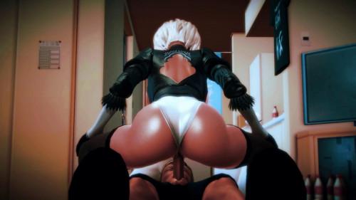 Dream 2B 3D Porno
