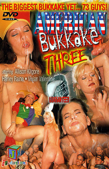 American Bukkake 3