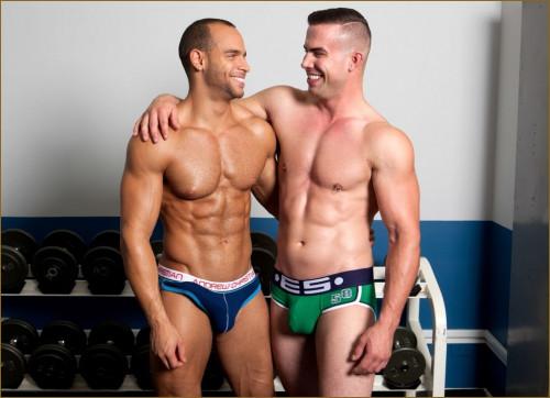 Kai & Sean (Kai Madison, Sean Zevran) Gay Clips