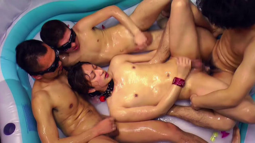 Sperm Tub Execution Gay Asian