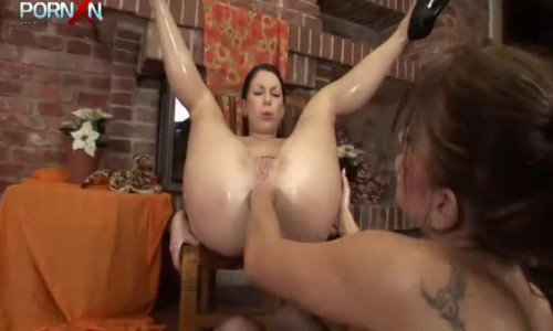 Double Anal Fisting Fisting and Dildo