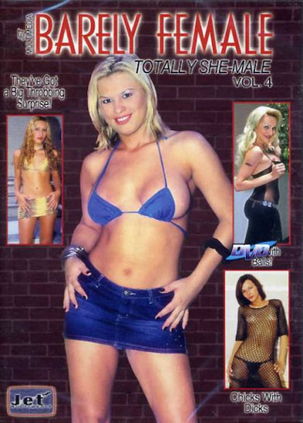 Barely Female vol 4