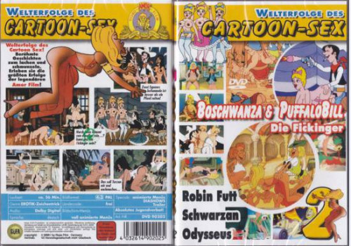Welterfolge des Cartoon-Sex Vol. 2 Cartoons