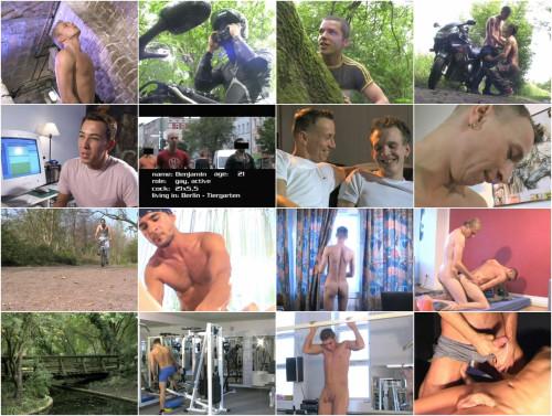 Schwanzangriff! Best of BerlinMale vol.2 Gay Full-length films