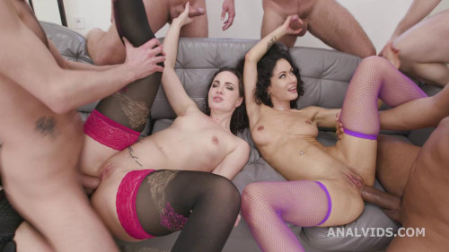 So Yummy and Wet Pt.2 Kristy Black and Stacy Bloom Orgies