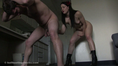 Naked Cheyenne Busting Nuts – Cheyenne Jewel – Full HD 1080p