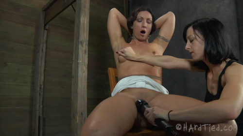 Bondage, spanking and soreness for nude floozy part 1 HD 1080p