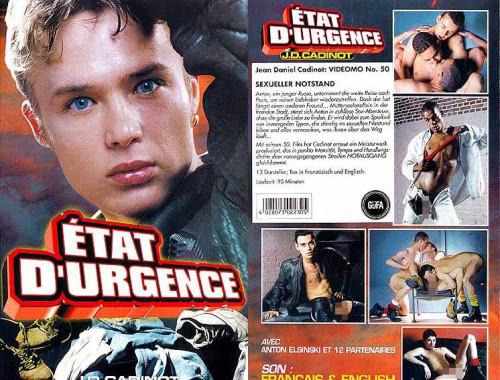 French Art – Etat d'urgence (1998) Gay Retro