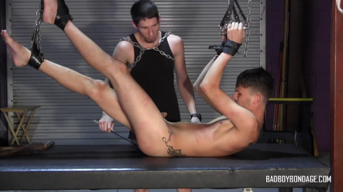 Damien Rage ,Devin Marcel - Damien Has A New Play Thing