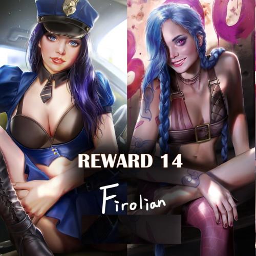 Reward Vol. 14 Comics