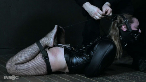 Dominate Lesson For Hot Slave Sasha