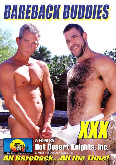 Hot Desert Knights - Bareback Buddies Gay Retro