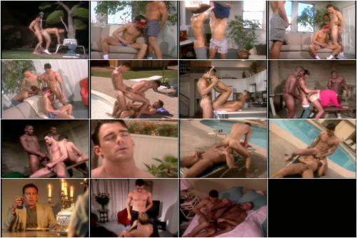 Best of Eric Hanson Falcon Anthology Series Gay Movies