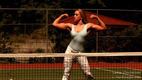 Lelia Christine Female Muscle