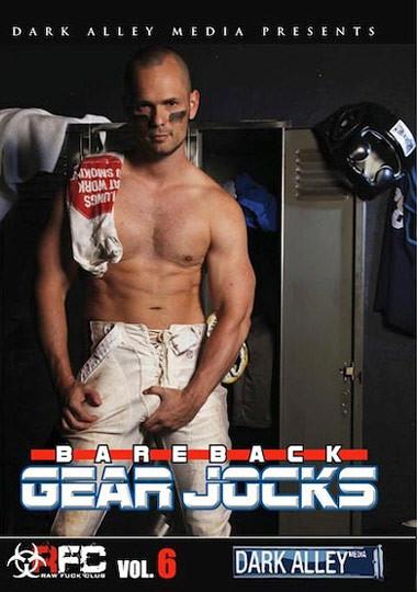 Bareback Gear Jocks - Owen Hawk, Marco Cruise, Jeremy Rockwood