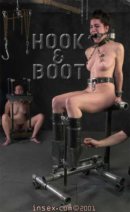 Hook & Boot Live Feed RAW Yx, 411 - InSex