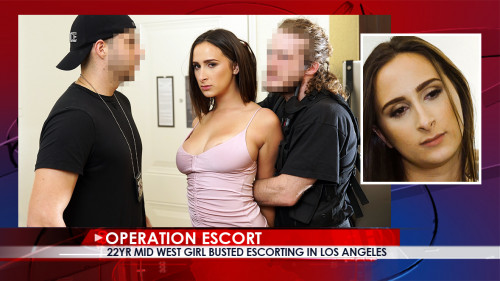 OperationEscort - 22Yr Mid West Girl Busted Escorting in Los Angeles
