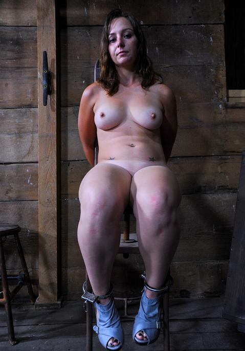 Sweet slave for hot fun