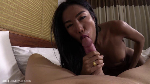 Good Morning Sex With Cute Asian Ladyboy Shemale