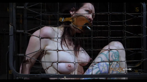 Bondage, ache and domination for sexy sexually excited floozy part 2